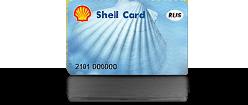 Бонусная топливная карта Shell